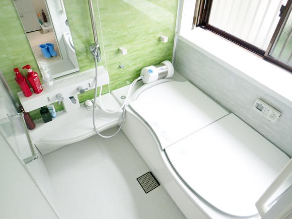 お掃除楽ちん「汚れ知らず」のお風呂・洗面所