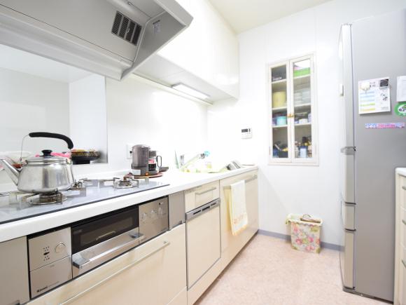 使いやすいキッチンへ【細かい箇所にこだわった】マンションリフォーム