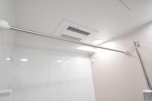 お掃除ラクラク「メンテナンス性に優れた」浴室リフォーム